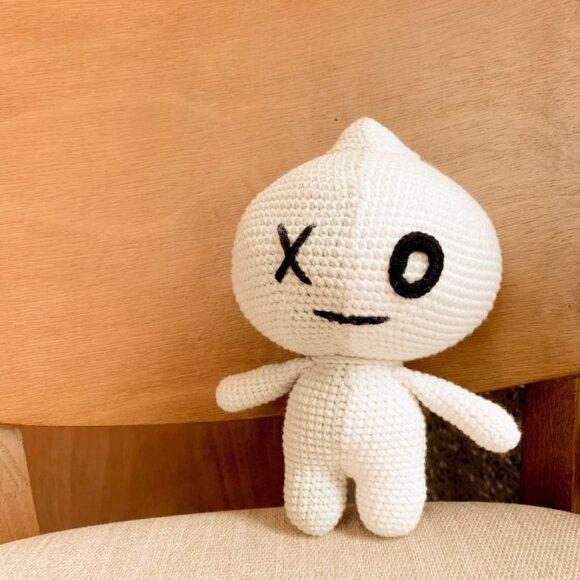 Van BTS crochet pattern