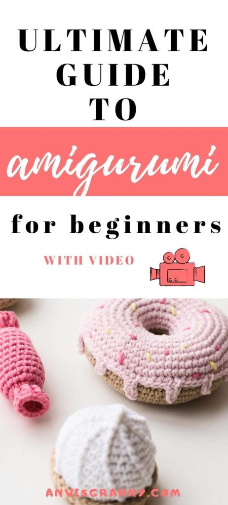 ultimate guide to amigurumi making