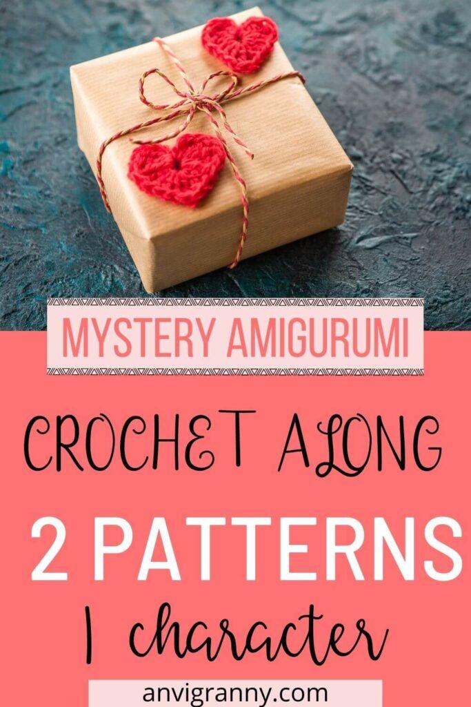 Mystery Amigurumi Crochet along (3)