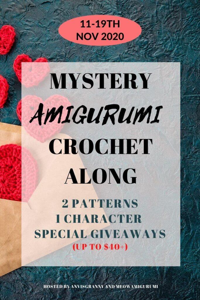 Mystery Amigurumi Crochet along (6)