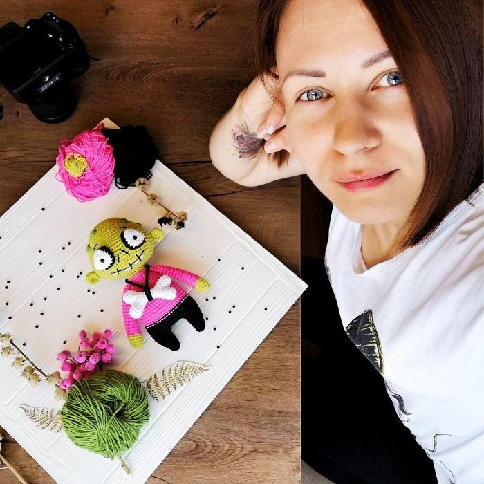 Irina from Blue Rabbit Toys