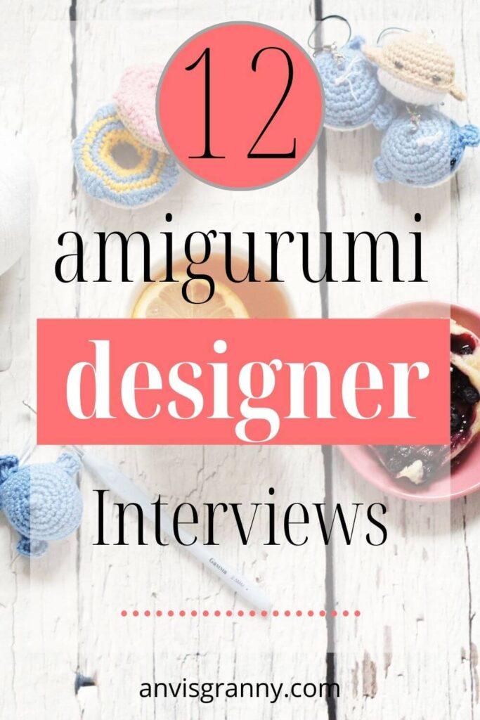 2021 Designer interviews