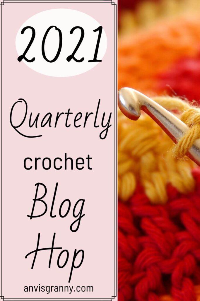 Quarterly Crochet Blog Hop