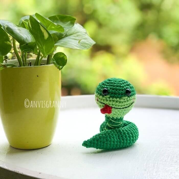 Chinese zodiac amigurumi crochet pattern for beginner