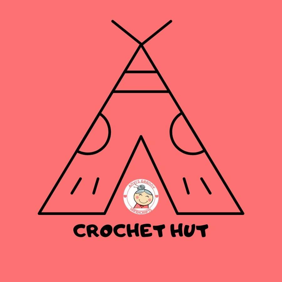 anvis granny crochet hut membership program logo