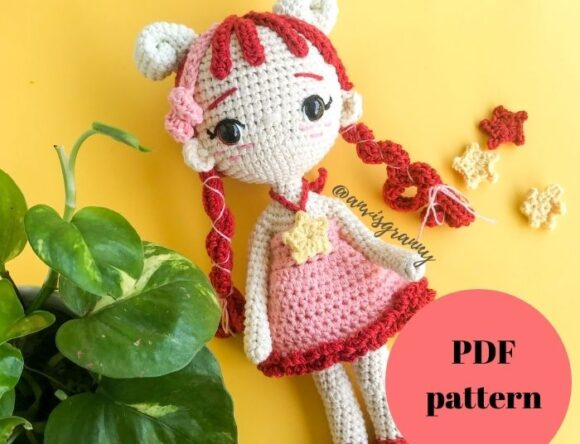 Aries Amigurumi Doll – Zodiac Princess Crochet Pattern Review