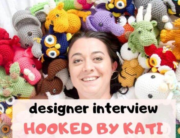Amigurumi Designer Interview – Hooked By Kati