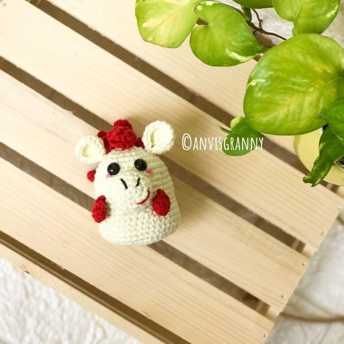 small horse crochet pattern