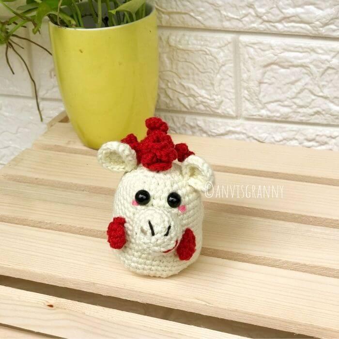 easy horse crochet pattern