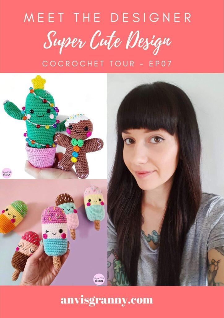 Meet the Designer Super Cute Design by Jennifer