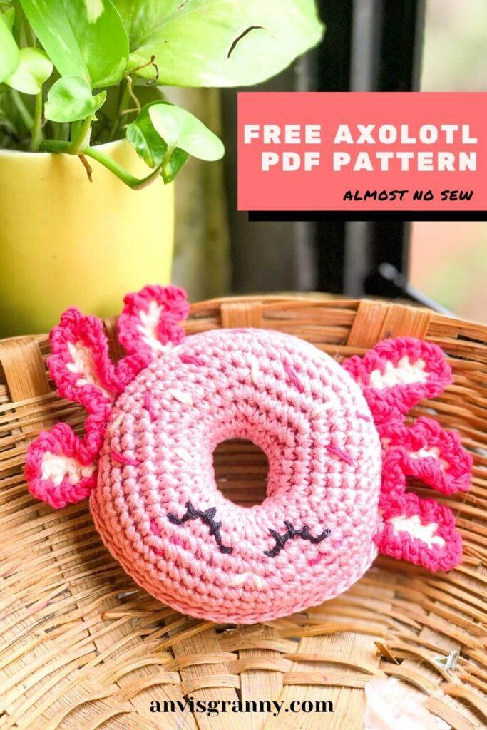 Axolotl-donut-crochet-pattern