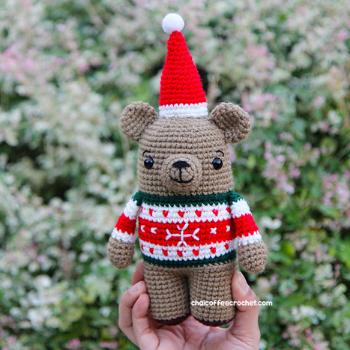 Bax the Christmas Bear
