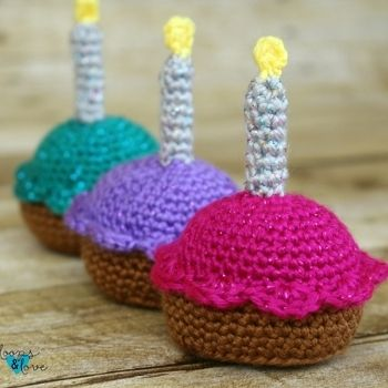 garden party amigurumi crochet pdf