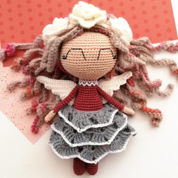 Willa Winter Fairy