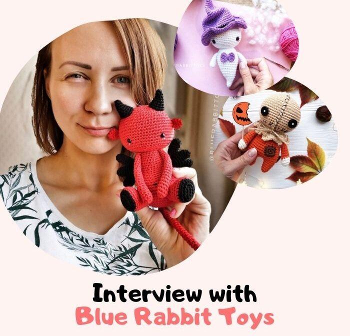 Crochet Artist Instagram Interview – Irina From Blue Rabbit Toys (CoCrochet Tour Ep08)