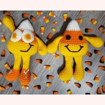 Halloween amigurumi pdf pattern