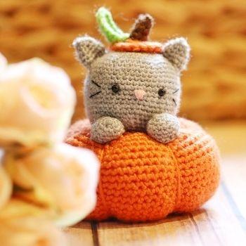 Halloween pdf pattern crochet