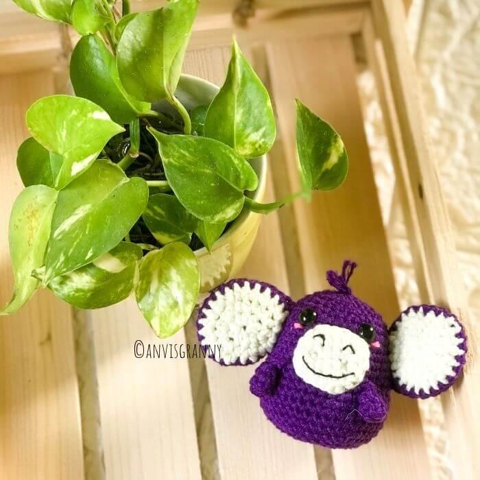 monkey zodiac amigurumi crochet pattern for beginners