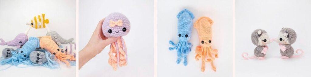 Amigurumi designer interview Theresa's crochet shop